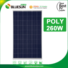 Sunrise solar pv panels 250 watt 250w 260w for home power