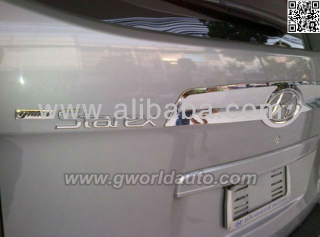 CHEVTROLET HYUNDAI H-1 GRAND STAREX EMBLEM