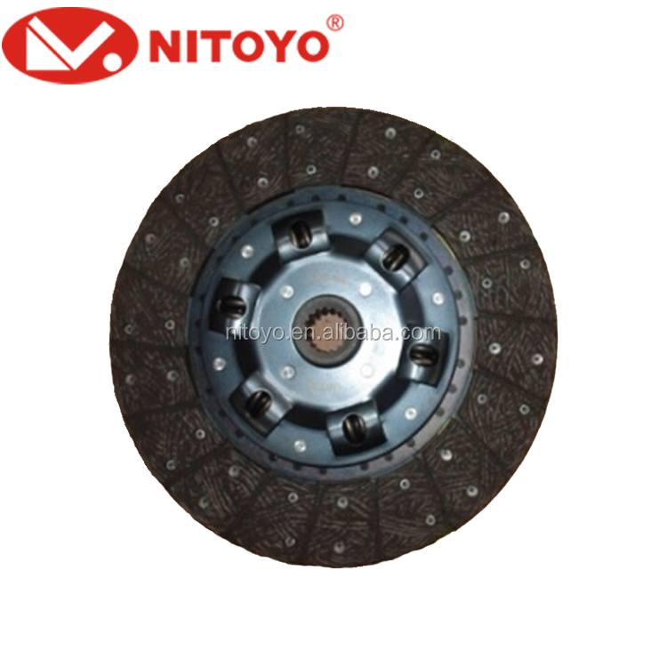NITOYO Auto Transmission Parts High Quality NDD022Y Metal Clutch Disc Used For Nissan FE6B Truck