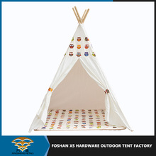Promotional Custom Printed Easy Fold Kids Canvas Play Tent