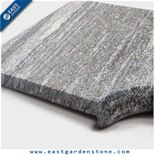 Landscape grey G302 granite edging border stone for paving