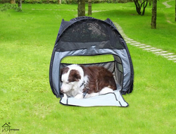 best pop up dog tent bed,cheap dog beds,car dog cage