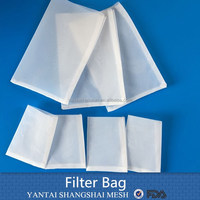 37 micron Nylon filter screen mesh bag