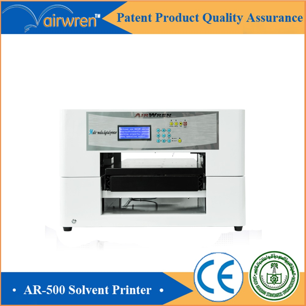 multi purpose a3 size offset small vinyl printer eco solvent printing machine for sale