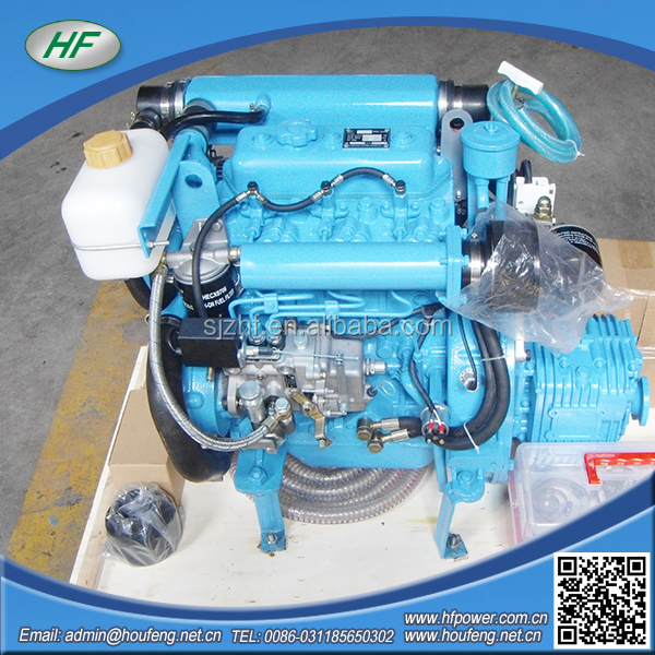 Trustworthy China Supplier Used Outboard Marine Engines 4 Stroke For Sale