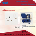 Panasonics 13A socket switch