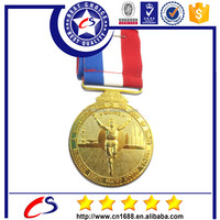 Chuangshi Hottest Sale Gold Sports Medal