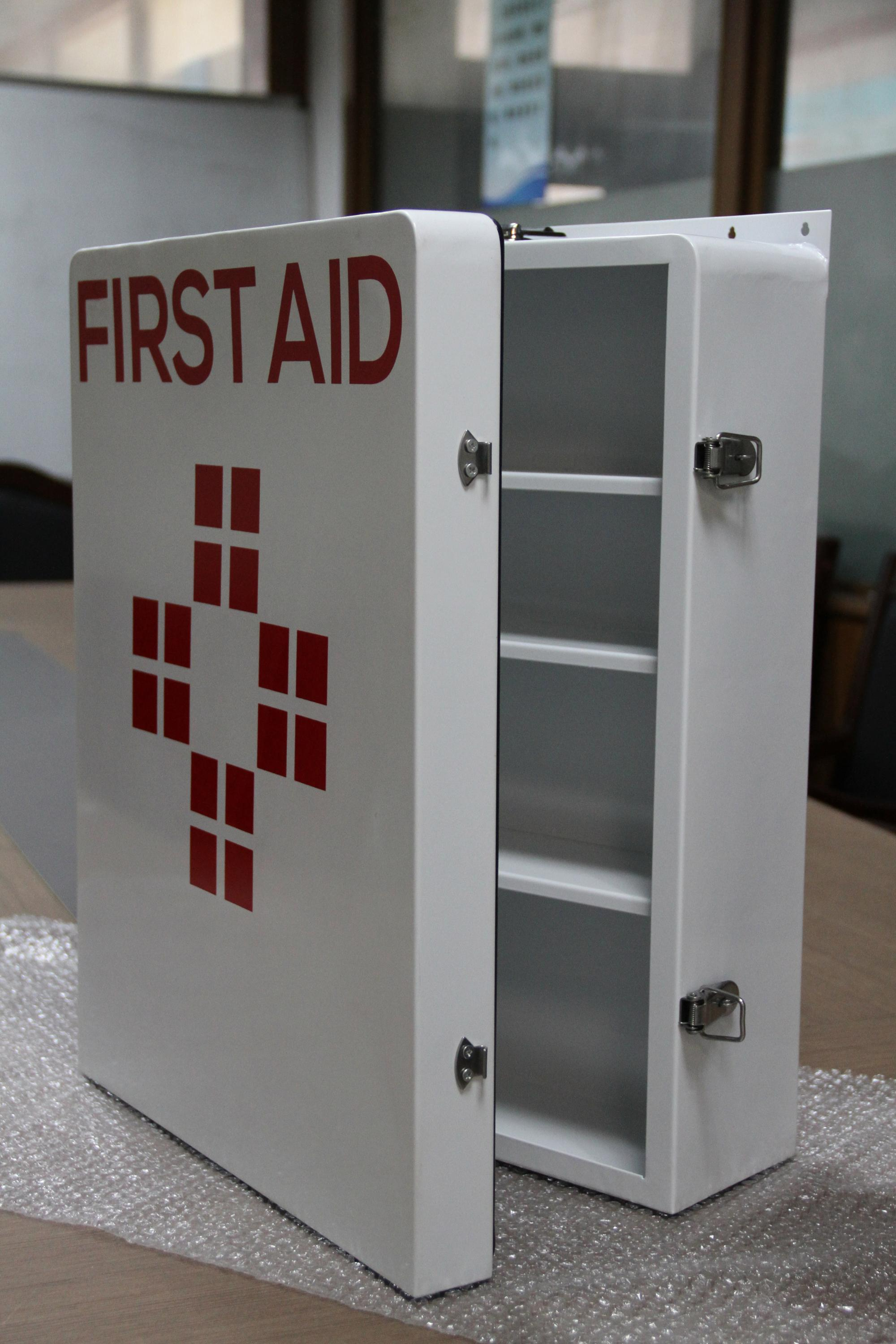 2017 Metal First Aid Box Wall Mounted