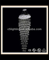 High Quality Hanging Crystal Chain Big Church Chandeliers Of China