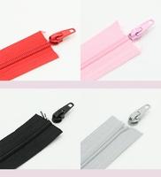 New design nylon long chain zipper