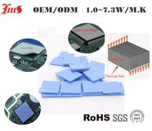 Self-Adhesive Gap Filler Sticky Silicon Insulation Gel Thermal Conductive Heat Sink Silicone Pad
