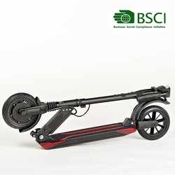 36V8AH 350W electric scooter for adults with CE certificate