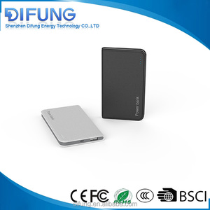 best selling products 2016 in usa lithium battery 4000mah power bank charging