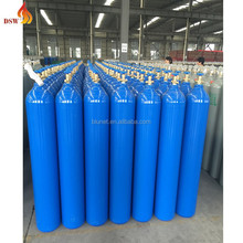Oxygen Argon Nitrogen Seamless Steel Gas Cylinder for sale