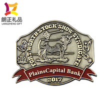 metal antique silver soft enamel badge wholesale from China pin factory