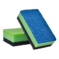 (SP-F-020) New Products Scrub Cleaning Eraser Sponge