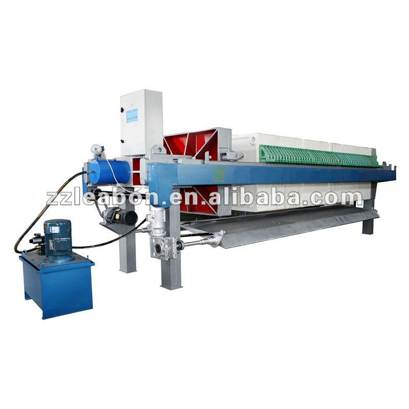 Sludge dewatering automatic Filter Press (XAZ1200-30U)
