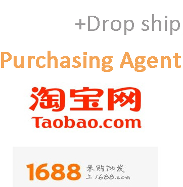 Air Freight agent with drop shipping service from China to us