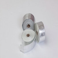 Aluminum foil glass fiber tape