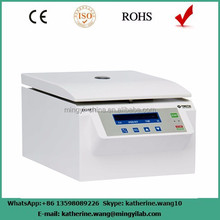 Laboratory blood bank centrifuge with CE confirmed