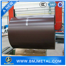 Color Coated Aluminium Zinc Painted Rolls PPGL Coils with Low Price