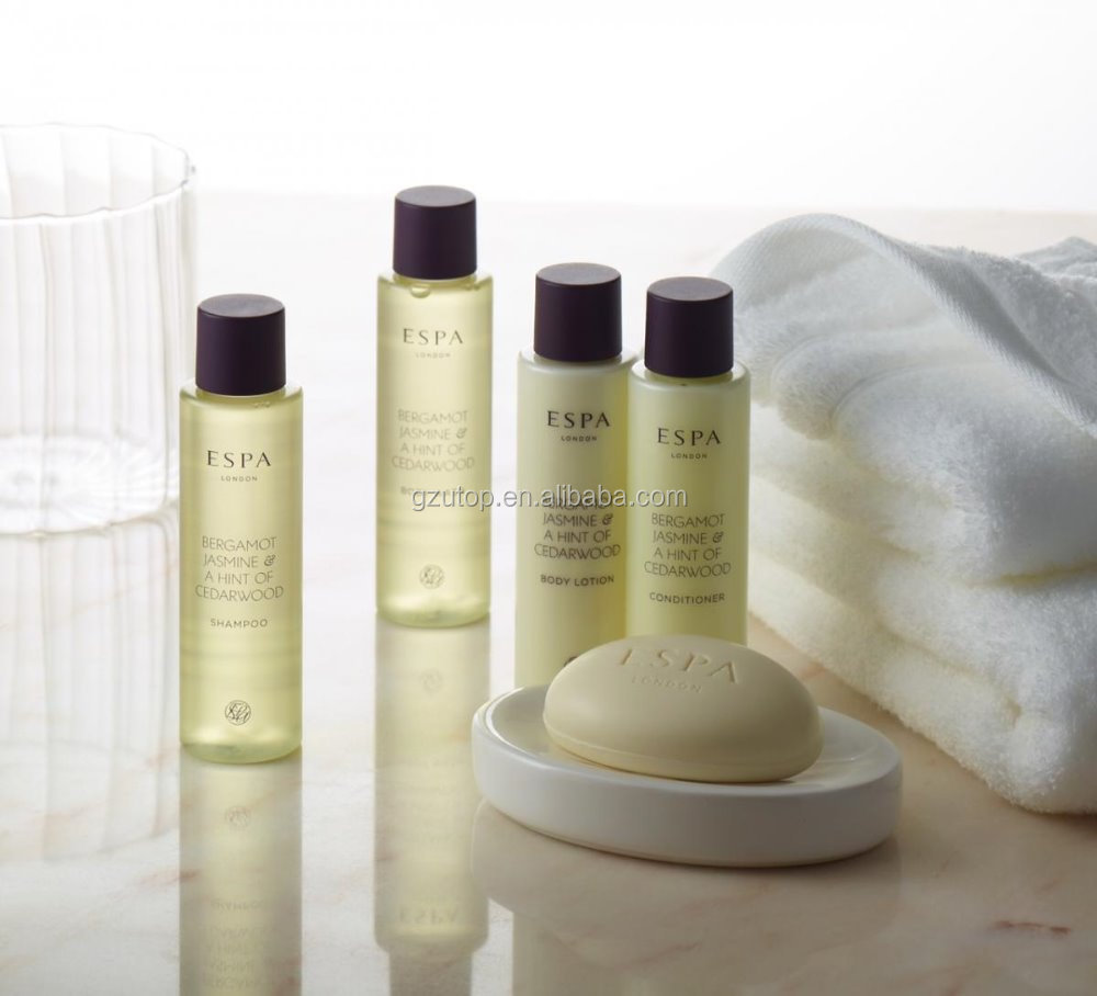 The Best Hotel Toiletries Examples of Private Label Products