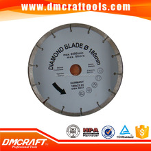 Diamond laser Wet Cut Reinforced Concrete Saw Blade