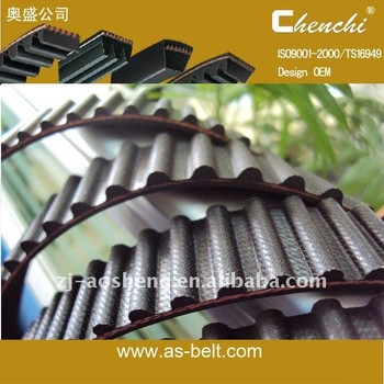 genuine auto spare parts timing belt 107RU25 OEM use for America/Europe/Japan car factory outlet