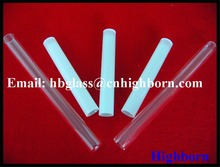 hot sell fused silica quartz tube for thermocouple