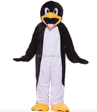Mascot Penguin Costume For Halloweens Party/Advertising/plush penguin costume/penguin mascot costumes for adult