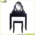 Factory direct Dressing Table with Stool and Mirror