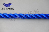 High quality nylon braided rope/ropes/string/clamps for sailing