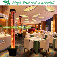 led lighting large tropical plastic aquarium tank manufacturers with fake fishes