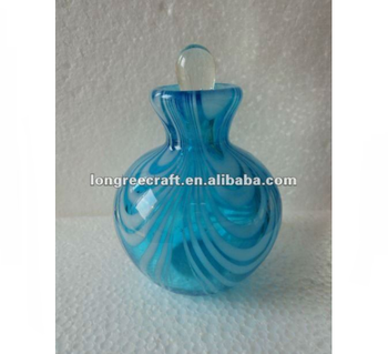 Best Quality Hand Blown Art Egyptian Glass Perfume Bottles