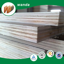 Factory Direct Sale 12mm 18mm construction shuttering plywood board