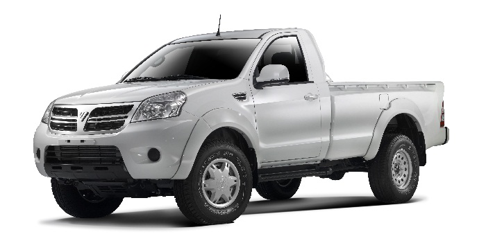 FOTON 4X4 Single Cabin PickUp For Sale