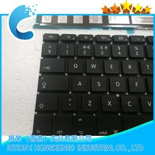 "Original For Apple Macbook Pro Retina 15"" A1398 2012 2013 SP spanish Keyboard"
