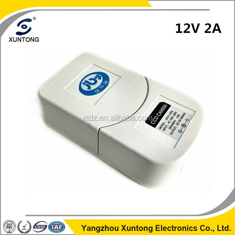 Waterproof 12V 2A Electronic Power LED Driver Power Supply