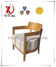 Latest Design Comfortable Wooden hotel chair