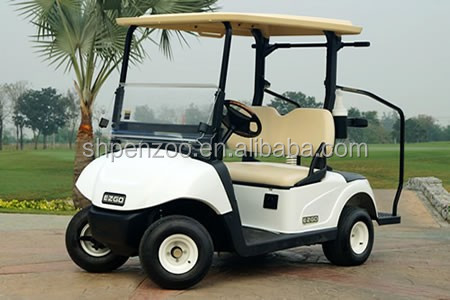 High Quality Clear Folding acrylic Windshield For EZ-GO club car windshield