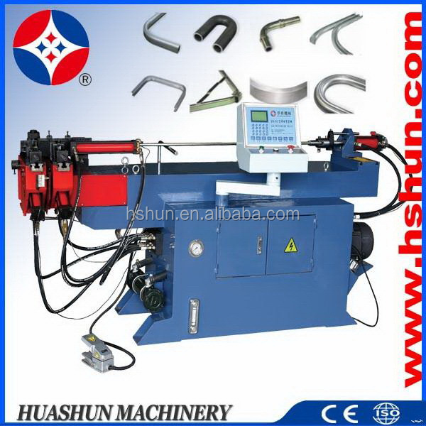 HS-SB-38NC super quality new arrival semi automatic pipe tube bender