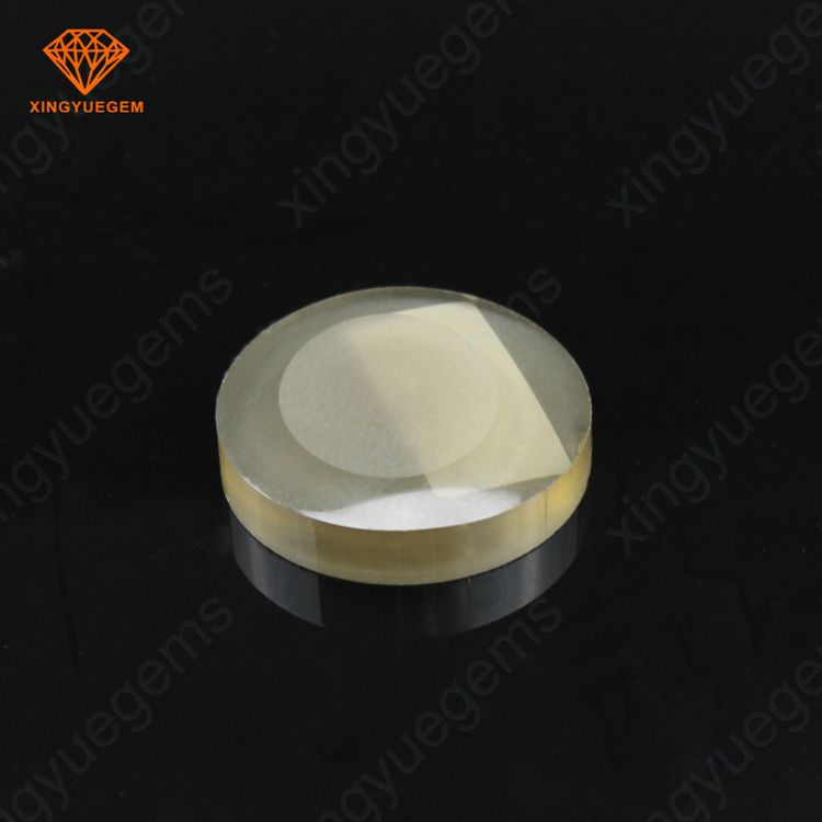 E, F, G, H moissanite rough lab grown in China with wholesale price