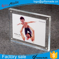 wholesale 28x28 abstract picture frame/rotating acrylic wall hanging picture frames