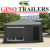 2017 hot sale off road hard floor 3-4 person camper trailer tent