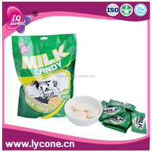 Chinese candy names cow milk soft candy