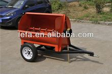 Agricultural highway chip spreader machinery for Europe Market