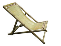 Sleeping chair beach chair relaxing chair made of pure bamboo