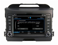 for KIA SPORTAGE R 2010/2011/2012 car dvd player with gps