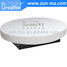 EN71-3 soft side round waterbed mattress