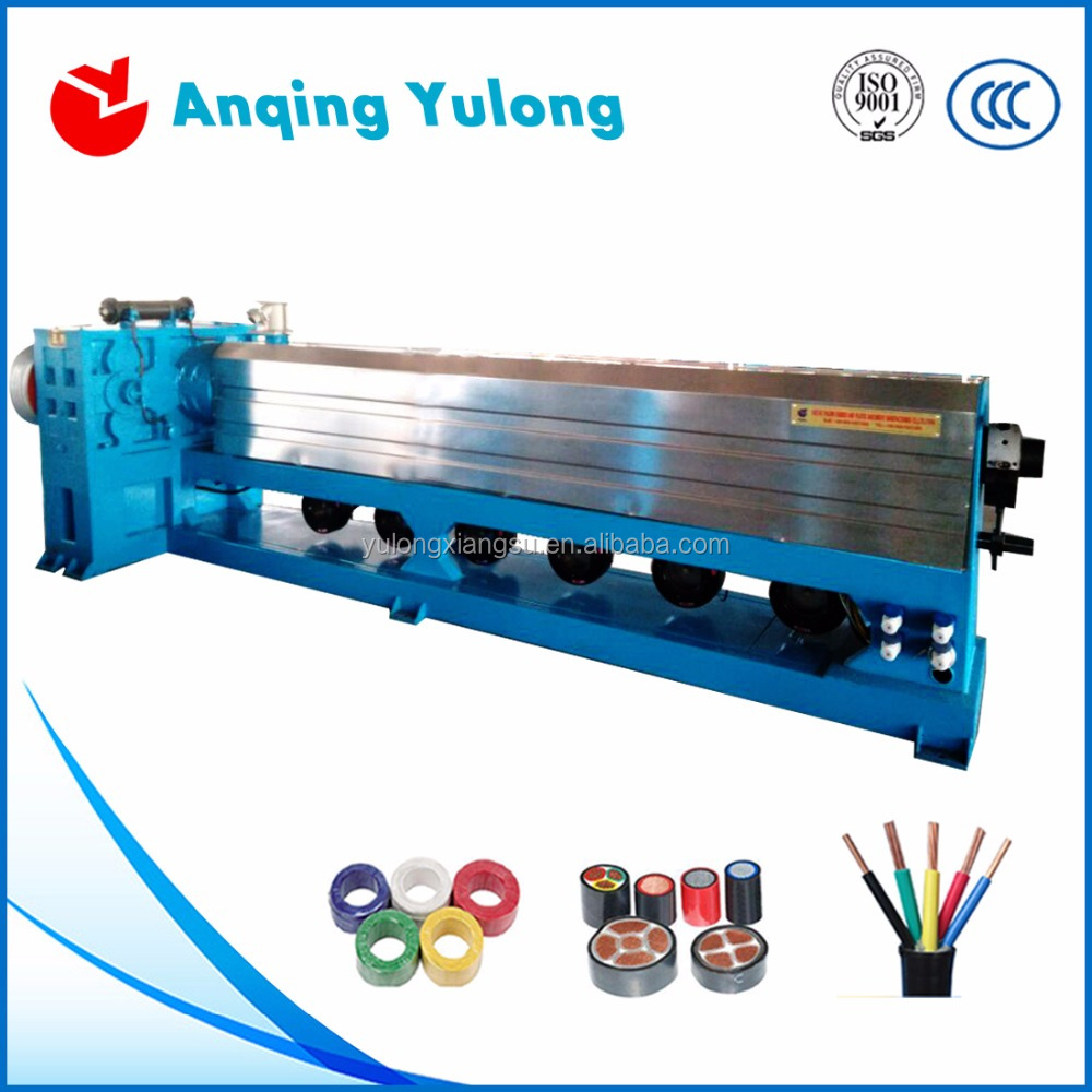 Automatic Electric Power Cable Extruder Machine/Cable Manufacturing equipment